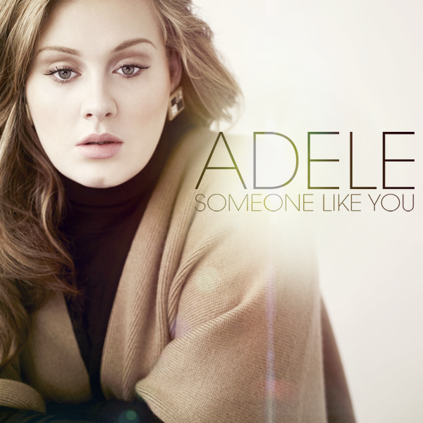 an analysis of the song someone like you by adele adkins Watch the behind-the-scenes video of adele's cover shoot  adele likes volume,  which might very well be her undoing in the vocal-cord department  there are  a couple of songs that are worthy of a few explosions and dancing  when i sing  'someone like you,' i know that every single person in the.