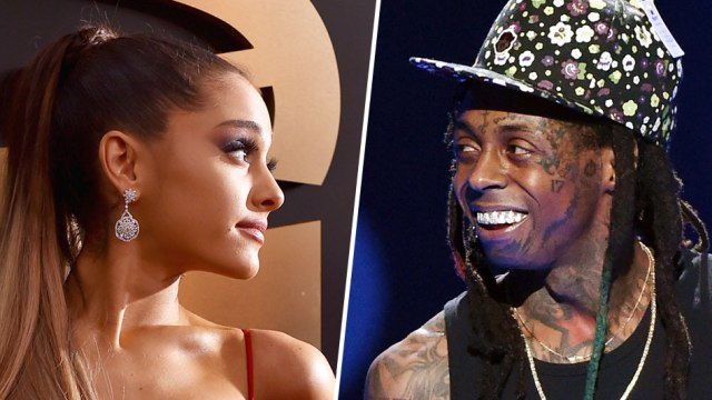 singer, songwriter, composer, lil wayne, duet, single, dangerous woman